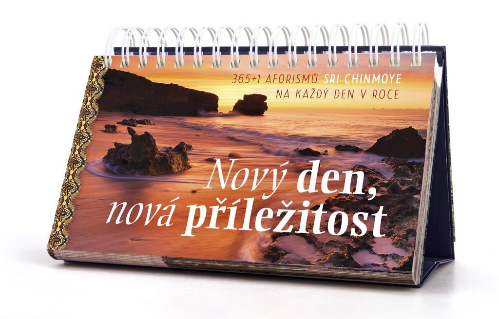 Nový den, nová příležitost - Sri Chinmoy