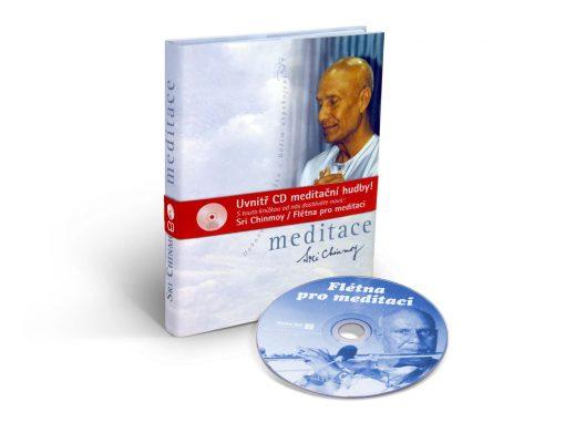 Meditace s CD Flétna pro meditaci - Sri Chinmoy