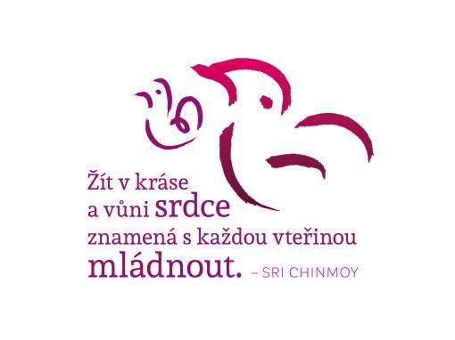 Žít v kráse a vůni srdce znamená s každou vteřinou mládnout - Sri Chinmoy